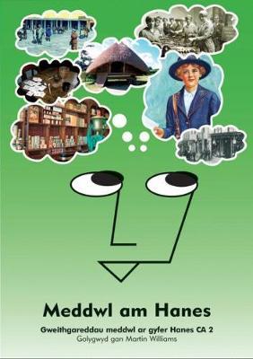 Meddwl am Hanes - Gweithgareddau Meddwl ar Gyfer Hanes CA 2 (Paperback)