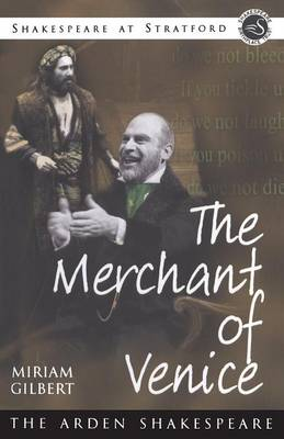 """The ""The Merchant of Venice"" - Shakespeare at Stratford Series (Paperback)"
