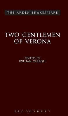"""""""The Two Gentlemen of Verona"""" - The Arden Shakespeare (Hardback)"""