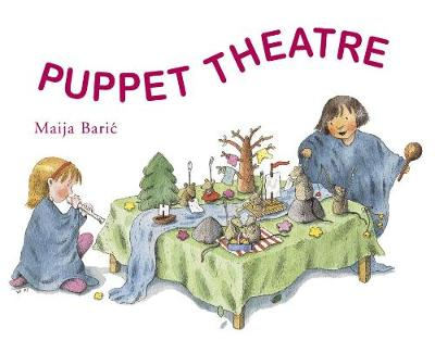 Puppet Theatre - Crafts and family Activities (Hardback)