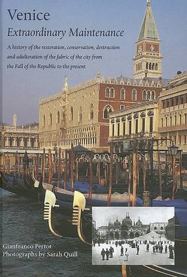Venice: Extraordinary Maintenance (Hardback)