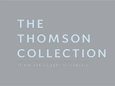 The Thomson Collection at the Art Gallery of Ontario: Box Set - Thomson Collection at the Art Gallery of Ontario (Paperback)