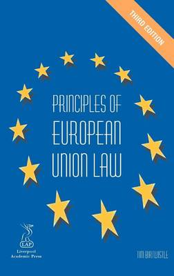 Principles of European Union Law (Hardback)