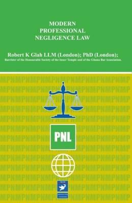 Modern Professional Negligence Law (Hardback)