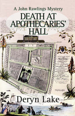Death at Apothecaries' Hall (Paperback)