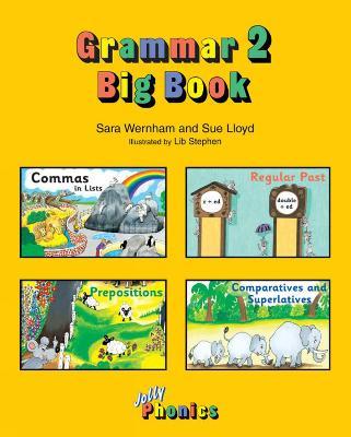 Grammar Big Book 2: In Precursive Letters (Paperback)