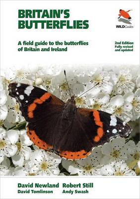 Britain's Butterflies: A Field Guide to the Butterflies of Britain and Ireland - Wildguides (Paperback)