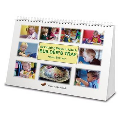 50 Exciting Ways to Use a Builder's Tray - 50 Exciting Things to Do (Spiral bound)