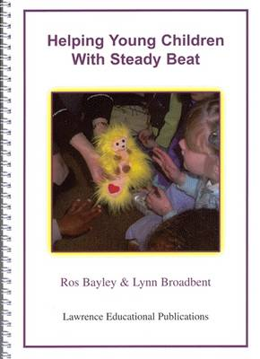Helping Young Children with Steady Beat: Welsh Version (Spiral bound)