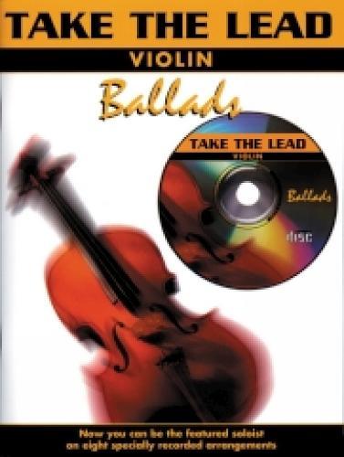 Take the Lead. Ballads (violin/CD) (Paperback)