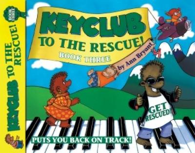 Keyclub to the Rescue! Book 3 (Paperback)