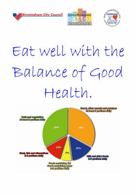 Eat Well with the Balance of Good Health (Paperback)