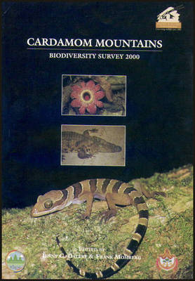 Cardamom Mountains: Biodiversity Survey 2000 (Paperback)