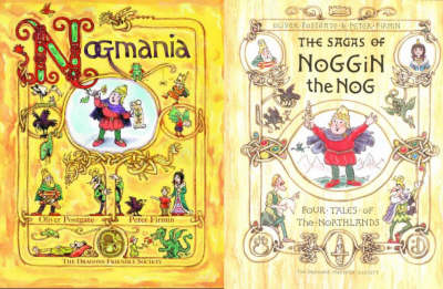 Four Tales of the Northlands: AND Nogmania - The Sagas of Noggin the Nog (Paperback)