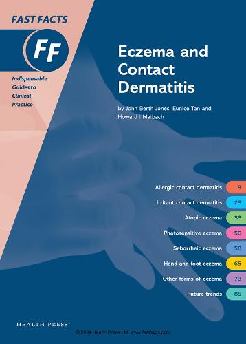 Fast Facts: Eczema and Contact Dermatitis - Fast Facts (Paperback)