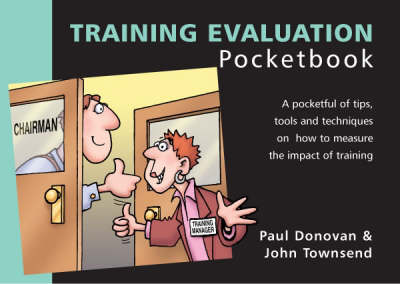 The Training Evaluation Pocketbook - Management Pocketbooks S. (Paperback)