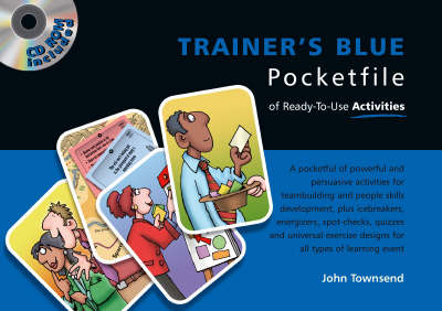 The Trainer's Blue Pocketfile of Ready-to-use Activities - Pocketfiles S.