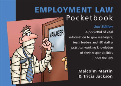 The Employment Law Pocketbook - Management Pocketbooks S. (Hardback)