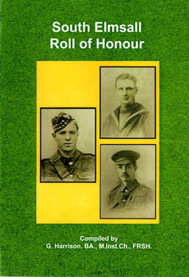"""Roll of Honour"" South Elmsall (Paperback)"
