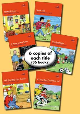 Sam's Football Stories Shared Reading Pack, Set A (Paperback)