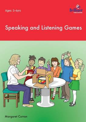 Speaking and Listening Games (Paperback)