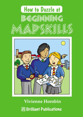 How to Dazzle at Beginning Mapskills (Paperback)