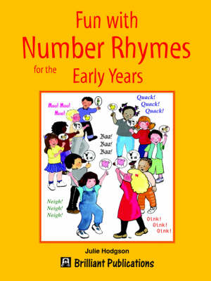 Fun with Number Rhymes for the Early Years (Paperback)