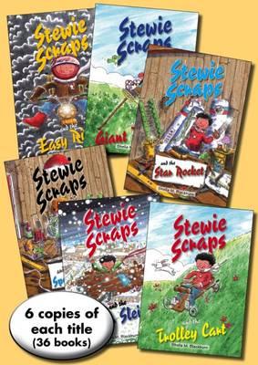 Stewie Scraps Shared Reading Pack - Stewie Scraps (Paperback)