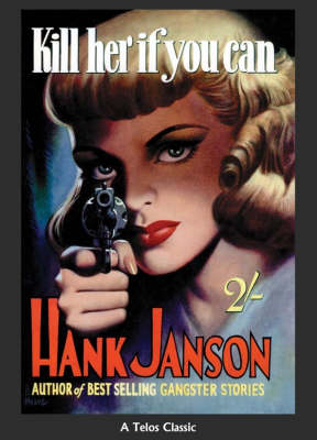 Kill Her If You Can (Paperback)