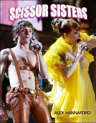 """Scissor Sisters"" (Paperback)"