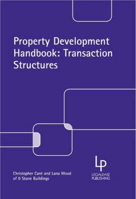 Property Development Handbook: Transaction Structures (Paperback)