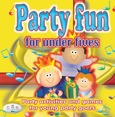 Party Fun for Under 5's (CD-Audio)