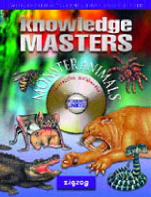 Monster Animals - Knowledge Masters S.