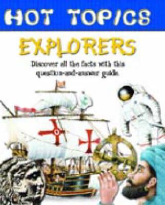 HOT TOPICS EXPLORERS (Hardback)