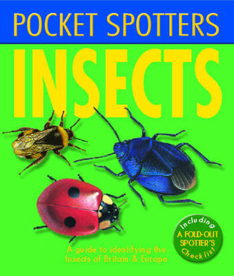 Pocket Spotters: Insects (Paperback)