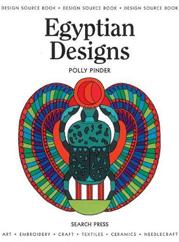 Design Source Book: Egyptian Designs - Design Source Books (Paperback)
