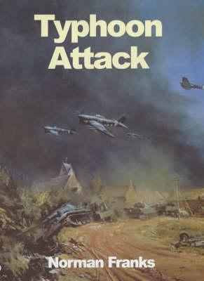 Typhoon Attack (Hardback)