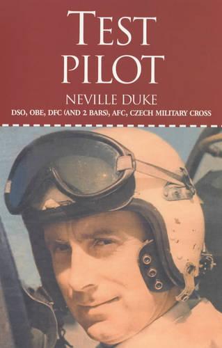 Test Pilot (Paperback)