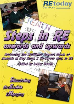 Steps in RE: Onwards and Upwards (Spiral bound)