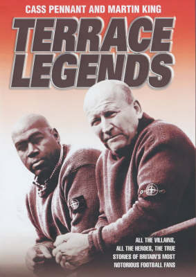 Terrace Legends (Hardback)