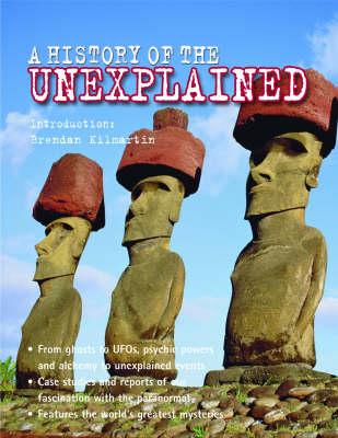 Sourcebook: Unexplained (Hardback)