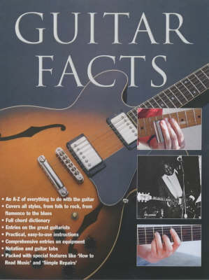 Guitar Facts (Paperback)