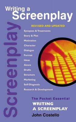 Writing a Screenplay (Paperback)