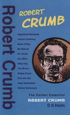 Robert Crumb - Pocket Essentials (Paperback)