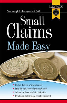Small Claims Made Easy (Paperback)