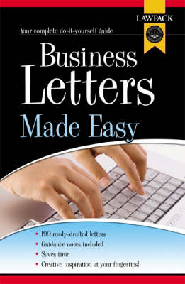 Business Letters Made Easy (Paperback)