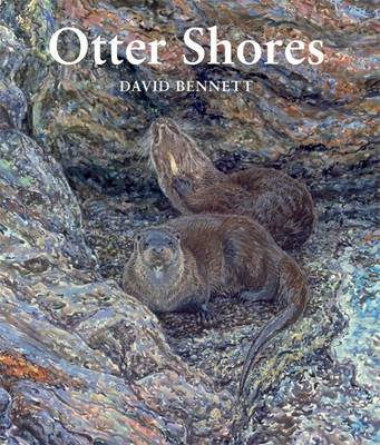 Otter Shores - Wildlife Art Series 32 (Hardback)