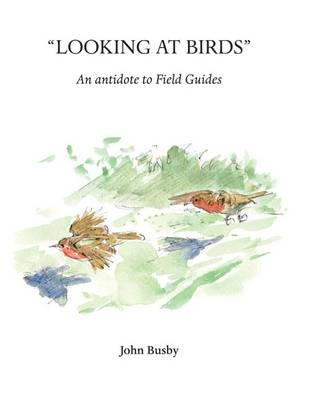 Looking at Birds: An Antidote to Field Guides - Wildlife Art Techniques 1 (Hardback)