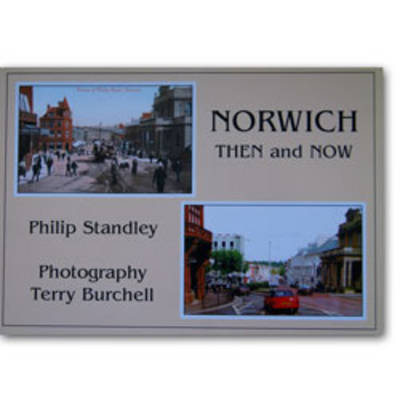 Norwich Then and Now (Paperback)