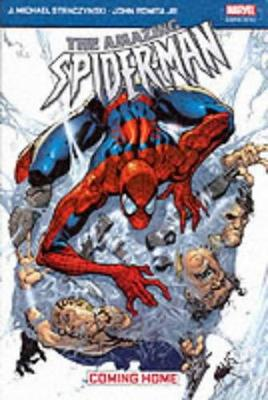 Amazing Spider-man Vol.1: Coming Home (Paperback)